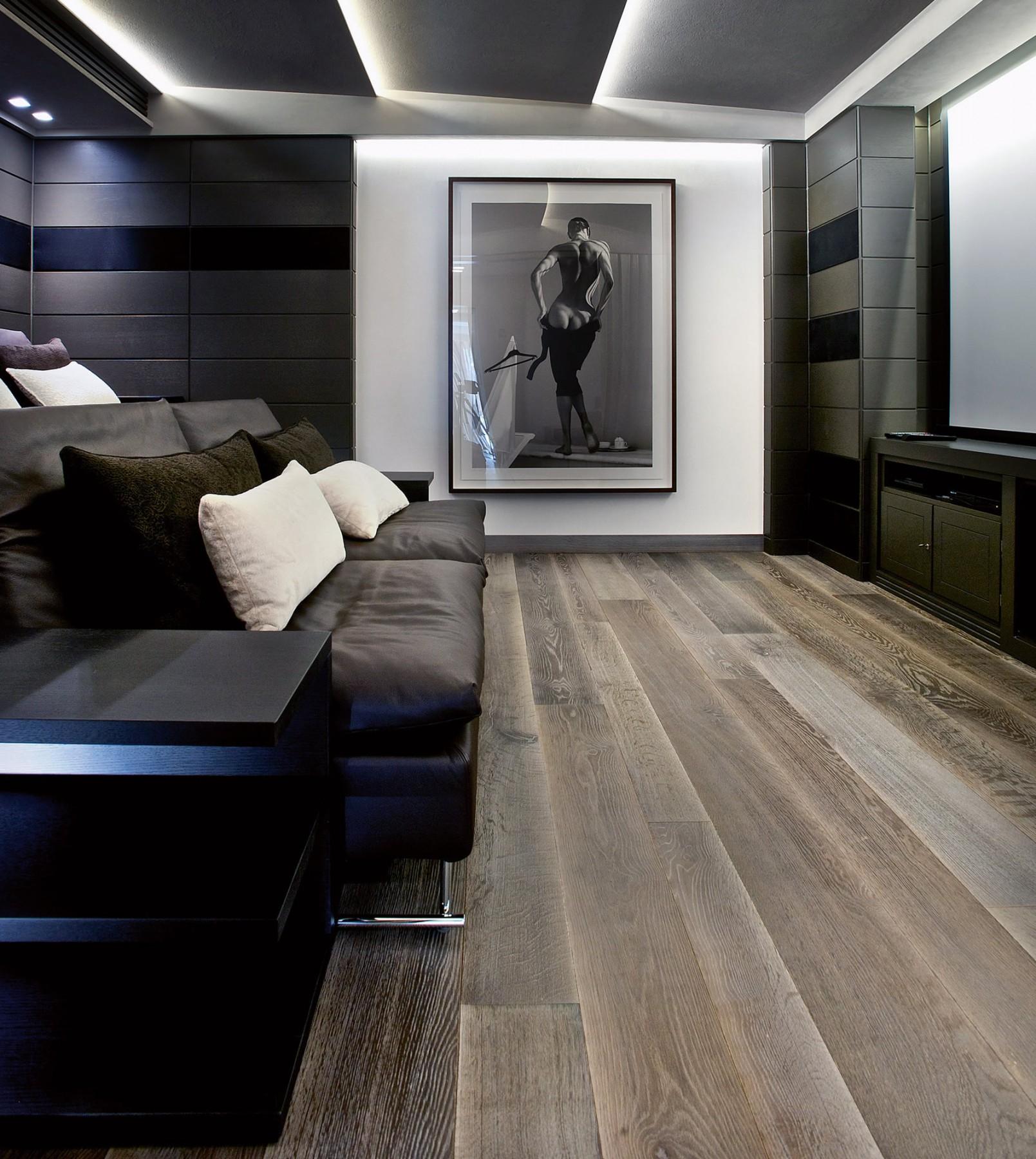 Hunter Oak | Random Width Plank | Element 7