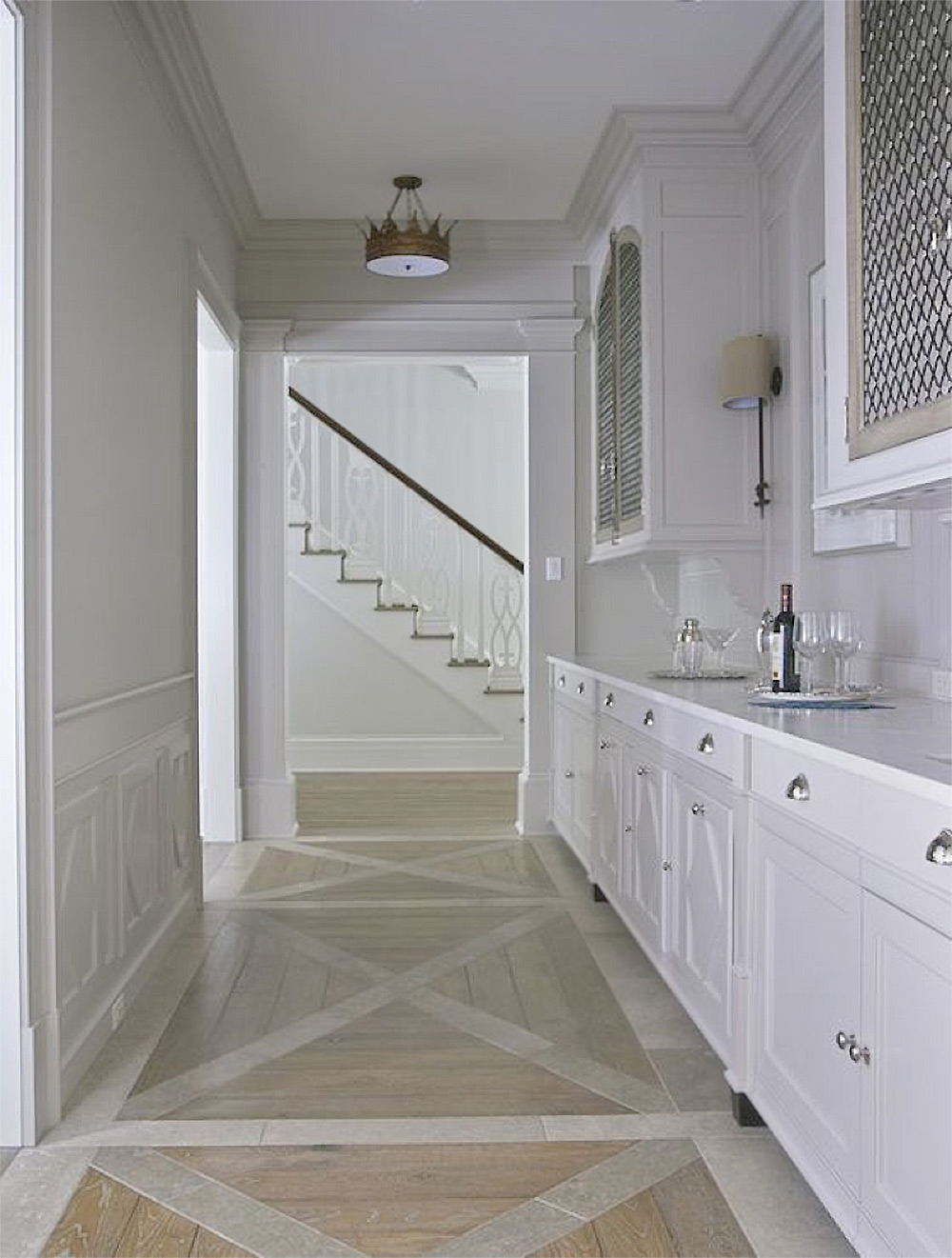 Oak & English Limestone | Element 7