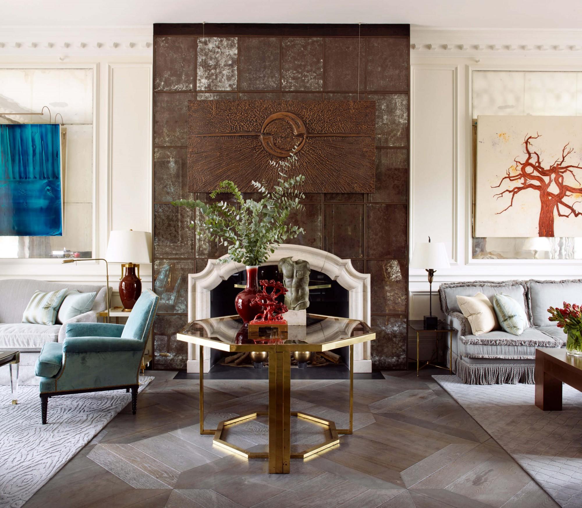 Bespoke Stone Matched Oak   Panels   Element 7