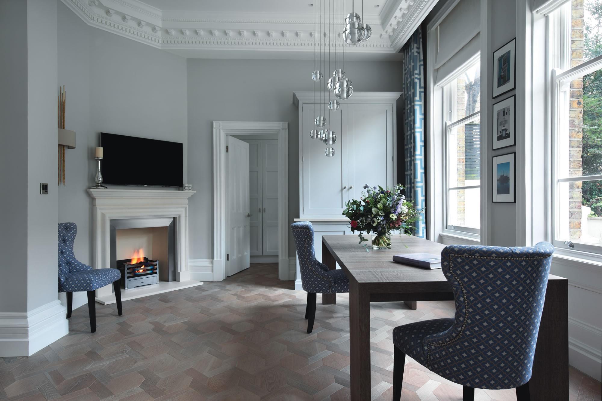 Ash Grey Oak   Mansion Weave   Element 7