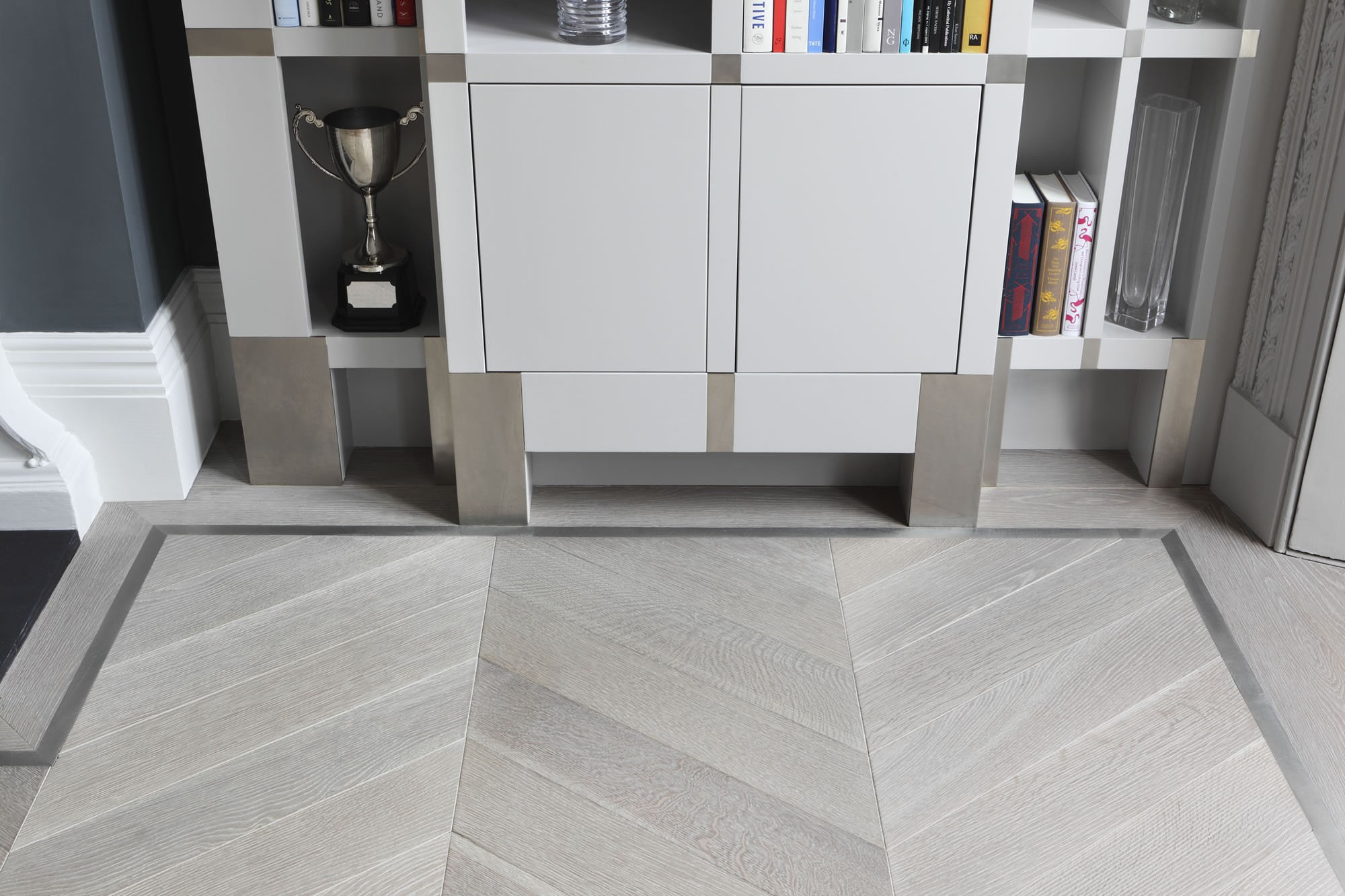 Pewter inlay | Ash Grey Oak | Element 7