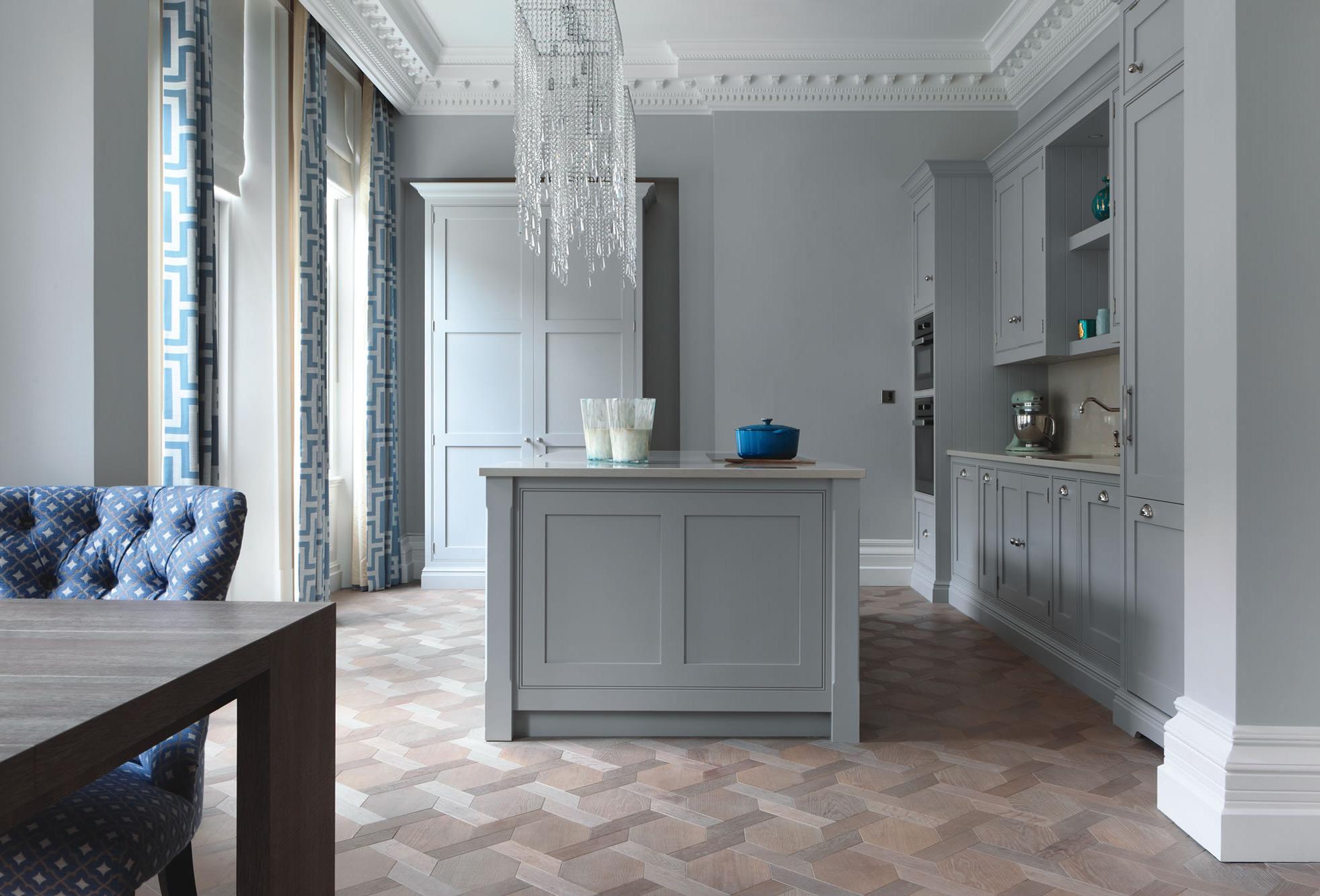 Ash Grey Oak | Mansion Weave | Element 7