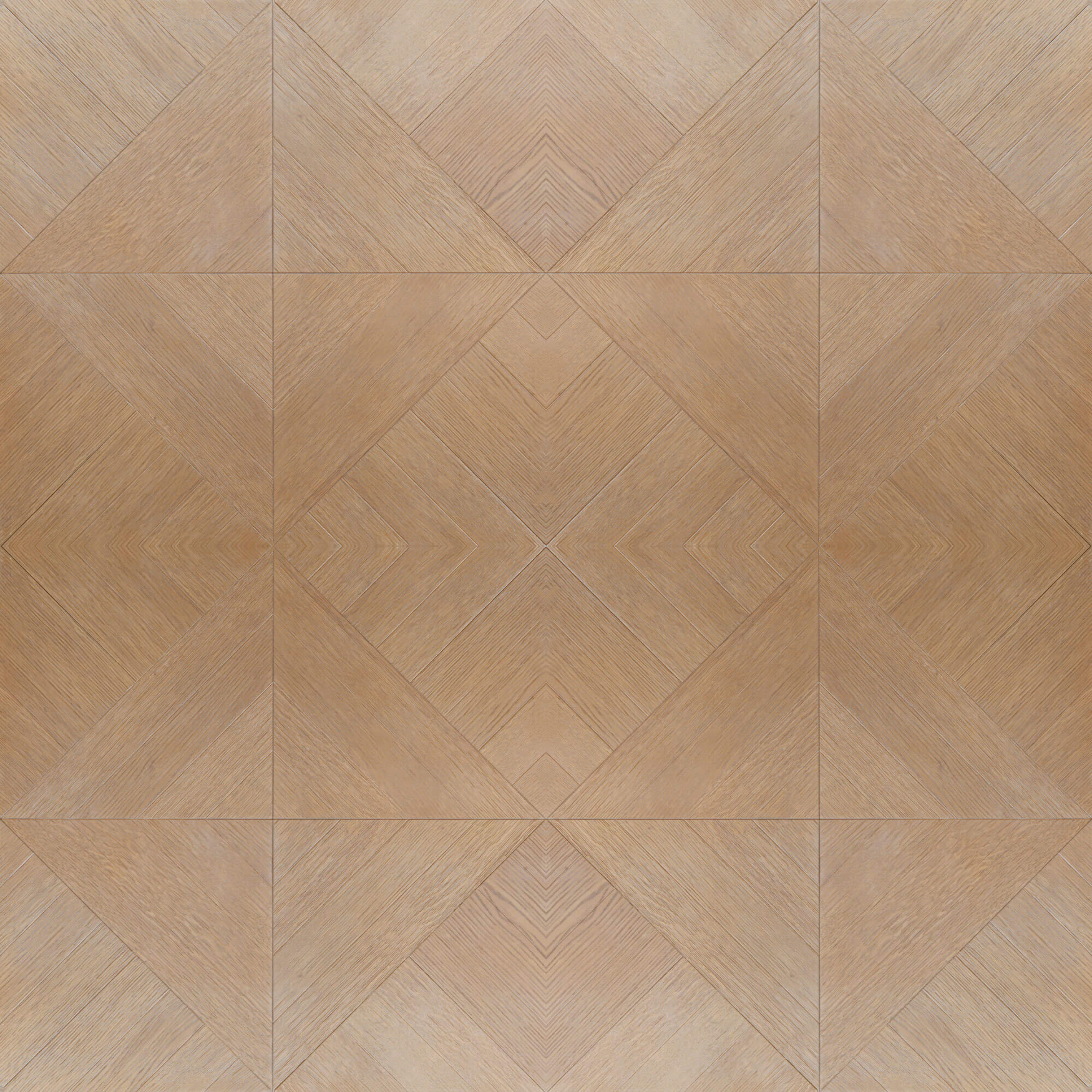 Sand Oak – Custom Panel 4 Grid