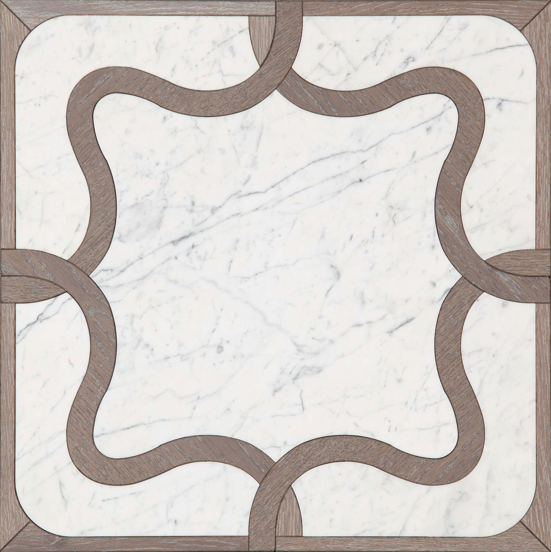 Oak & Carrara Marble | Element 7