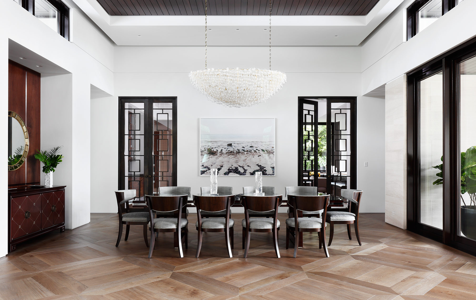 Antique Grey Distressed Oak | Panels | Element 7