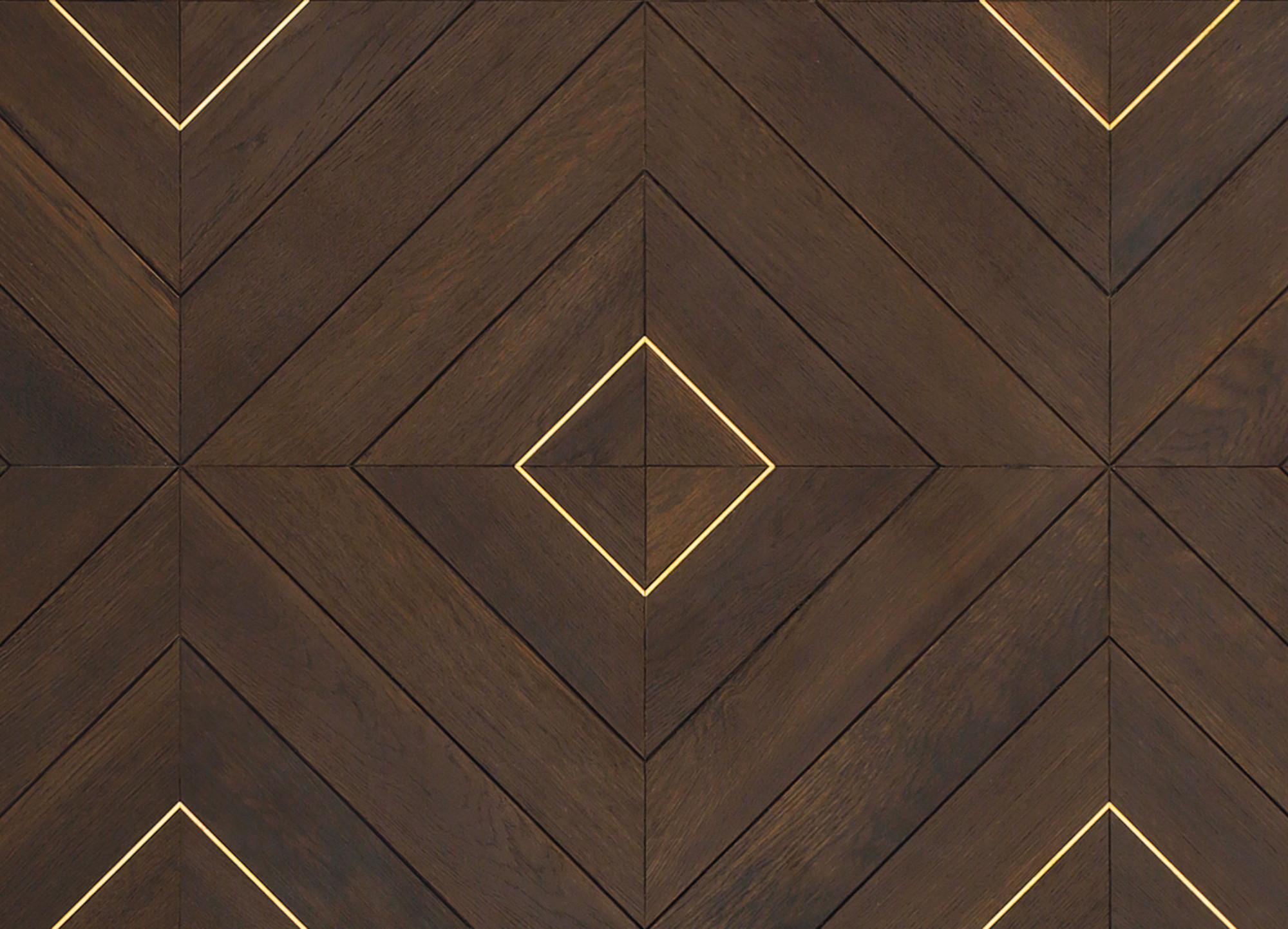 Brass Inlay | Element 7