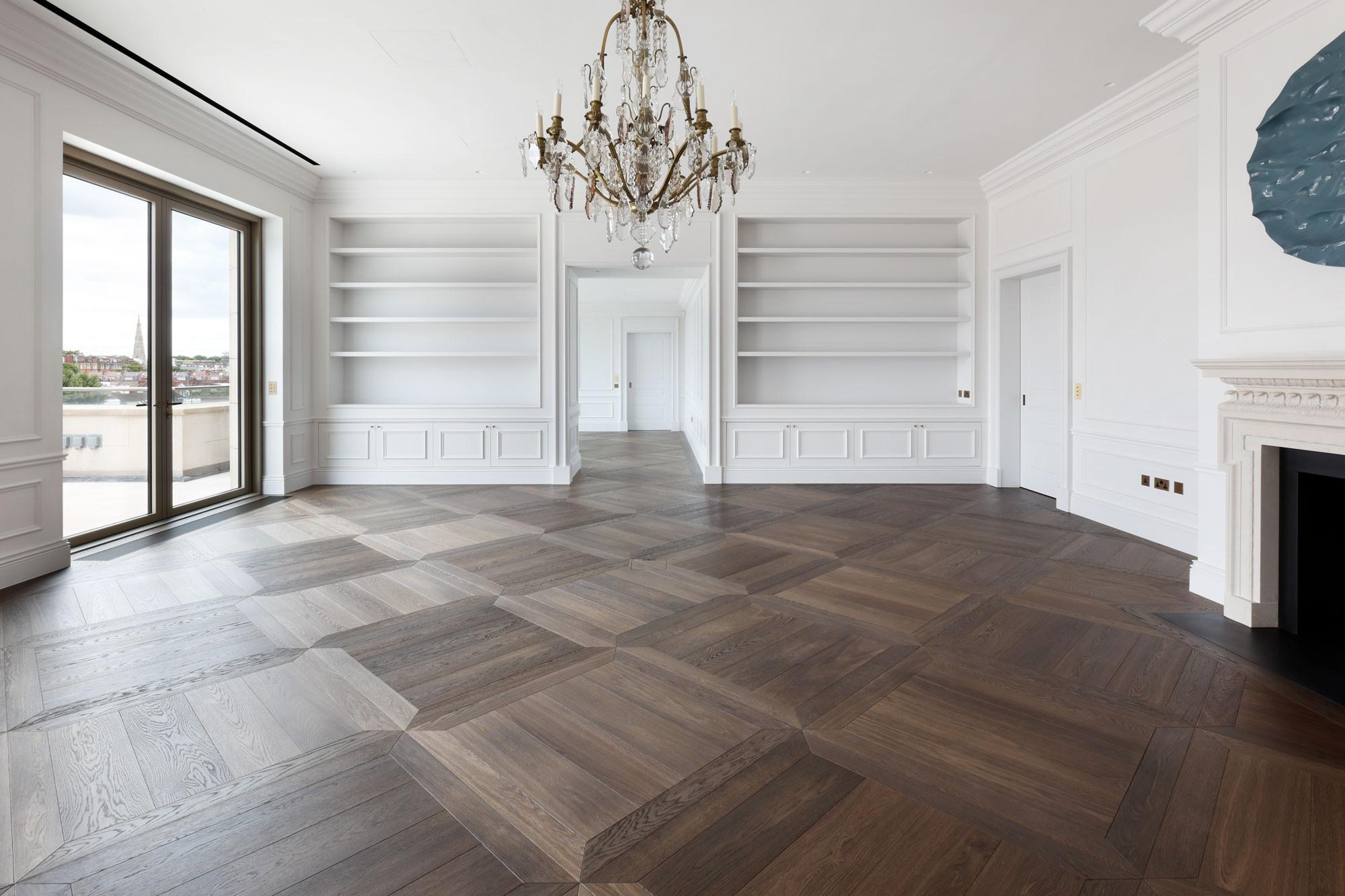 Light Parisian Oak | Panels | Element 7